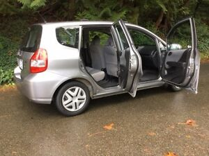 2008 Honda Fit DX Hatchback North Shore Greater Vancouver Area image 3