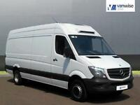 2014 Mercedes-Benz Sprinter 513 CDI LWB Diesel white Manual