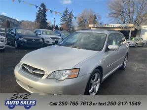 2006 Subaru Legacy Sport-AWD-ONLY77000 KM!MUST SEE!