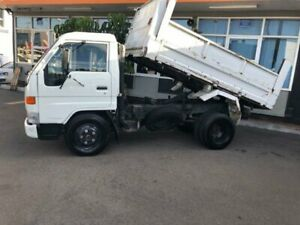 1998 Toyota Dyna LY211R 150 White 5 Speed Manual Cab Chassis Clyde Parramatta Area Preview