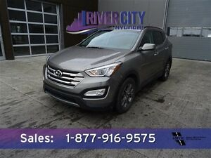 2015 Hyundai Santa Fe Sport AWD PREMIUM Heated Seats,  Bluetooth