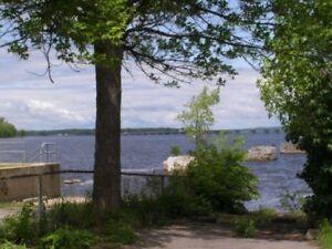 Sainte Anne de Bellevue Bord de l'eau (waterfront)