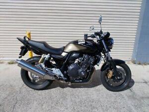 2012 Honda CB400 Nerang Gold Coast West Preview