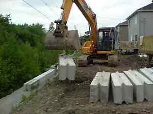 Excavation ....pavage ......réaménagement
