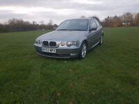 BMW 316 Compact 2004 (53) 1.8 Pertol - Low Miles