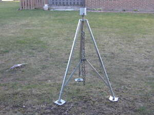 5th Wheel tripod