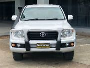 2012 Toyota Landcruiser VDJ200R MY12 GXL (4x4) White 6 Speed Automatic Wagon Eagle Farm Brisbane North East Preview