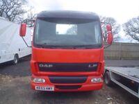 DAF LF 45 new build transporter [ no vat ]