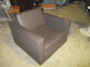 Reception Club Chairs-Brown