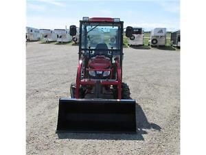 TYM 254 Hydrostatic Tractor with Yanmar Diesel Engine, Cab and L Edmonton Edmonton Area image 2