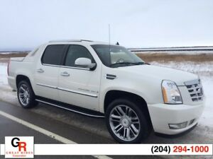 "2007 Cadillac Escalade EXT DIAMOND WHITE,NAVI,22""s,BACK UP CAM"