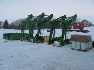 NEW 740 LOADERS FOR SALE