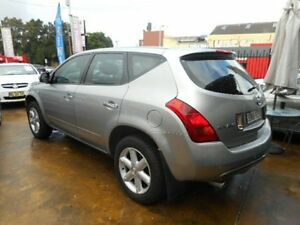 2005 Nissan Murano ST Z50 ST Wagon 5dr CVT 6sp 4x4 3.5i [Aug] Silver Constant Variable Wagon Croydon Burwood Area Preview