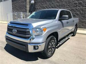 2014 Toyota Tundra TRD CREWMAX 4X4 **99,818kms** Lots of extras