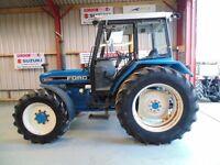 Ford 5030 4wd, 1993, Reg: L709 MJO
