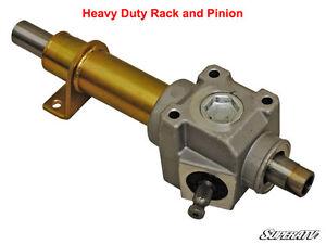 Can-Am Maverick RackBoss HD Rack & Pinion - ATV TIRE RACK Kingston Kingston Area image 1