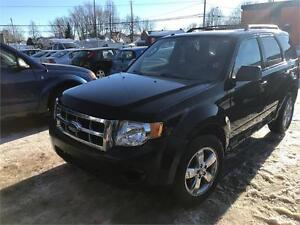 Ford escape AWD xlt 2010