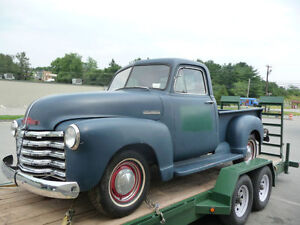 Looking for a 1948 -57 SWB chevrolet truck