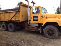 1996 International Dump truck