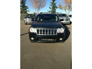 2008 Jeep Grand Cherokee Limited Diesel***RARE***