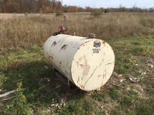 2 Single Wall Diesel or Fuel tanks with Pumps. Great deal!