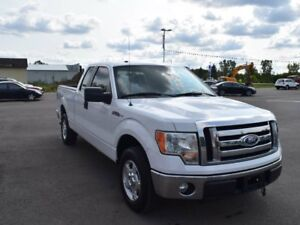 2010 Ford F-150 XLT 4x2 Super Cab 6.5 ft. box 145 in. WB