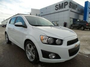 2016 Chevrolet Sonic LT, rem. start, back up cam, sunroof, 4G Wi