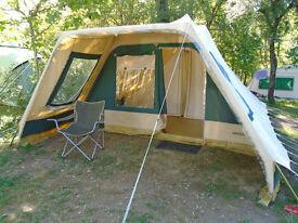 Hypercamp Palamos 6 polycotton tent