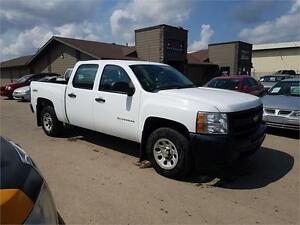 2011 Chevrolet Silverado 1500 4X4 *ONLY 42,000KM*BRAND NEW TIRES