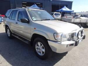 2003 Nissan Pathfinder Automatic V6 4X4 LOW KMS Wagon Wangara Wanneroo Area Preview