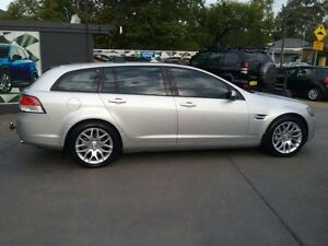 2010 Holden Commodore VE MY10 International Silver 6 Speed Automatic Sportswagon Greenacre Bankstown Area Preview