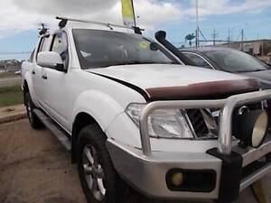 2011 Nissan Navara Ute Mount Louisa Townsville City Preview