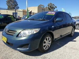 2008 TOYOTA COROLLA ASCENT SEDAN, AUTO, LOW KMS, BOOKS, REGO, QUALITY, JUST SERVICED! Penrith Penrith Area Preview
