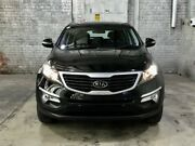 2010 Kia Sportage SL SI Black 6 Speed Sports Automatic Wagon Mile End South West Torrens Area Preview