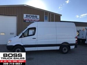 2008 Dodge Sprinter Diesel Low Kms!! PST Paid!! Price Reduced!!