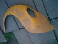 VW Beetle Rear Passenger Wing, 1974 model, solid - £20 contact 07763119188