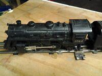 Lionel Steam Freight O-Guage Set 11001