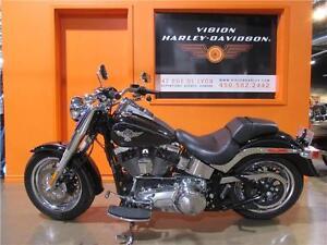 2015 usagé FLSTF Softail Fat Boy Harley Davidson