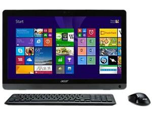 Acer Aspire ZC 606 All In One For Sale