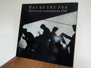 OUT OF THE FOG Vinyl LP *RARE* Only 1000 Made *Sarah McLachlan