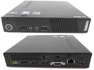 Lenovo ThinkCentre M92p Tiny Form Factor i5-3470T 2.9GHz 8GB RAM