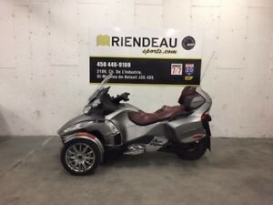 2014 Can-Am Spyder RT SE6 Limited