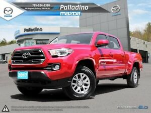 2017 Toyota Tacoma SR5 - LIKE NEW - CLEAN
