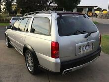 2006 Holden Adventra VZ LX8 4 Speed Automatic Wagon Brooklyn Brimbank Area Preview