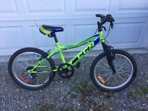 CCM FS 2.0 Youth Bike, 20-in