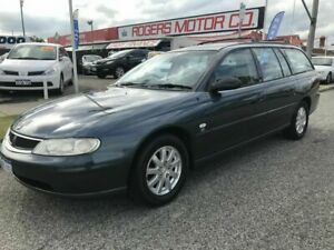 2002 Holden Berlina VX II Grey 4 Speed Automatic Wagon Victoria Park Victoria Park Area Preview