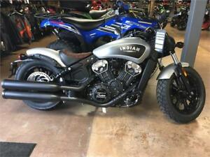 2018 Indian Scout BOBBER!!!!