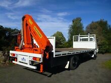 Crane truck Heywood Glenelg Area Preview