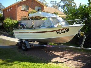 Brooker Sportsman Runabout Morisset Park Lake Macquarie Area Preview