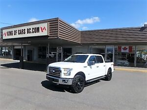 2016 Ford F-150 XTR PACKAGE SUPER CREW 4X4 3.5L ECO-BOOST